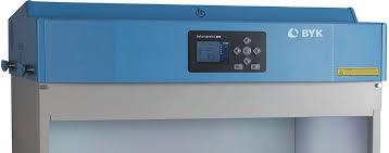 Byko-spectra pro kabina świetlna do wizualnej oceny barwy wyposażona w 8 źródeł światła 2