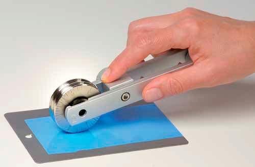 Grzebienie pomiarowe warstwy mokrej 3