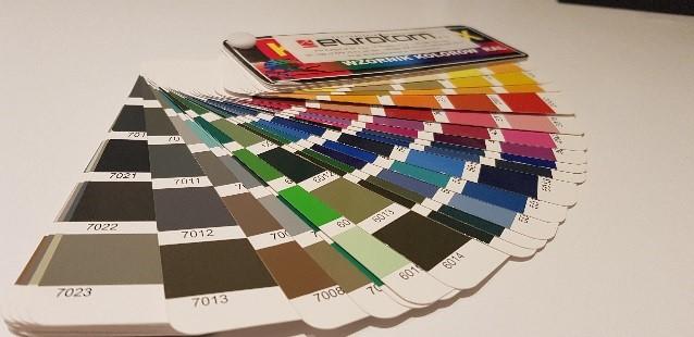 Teoria: podstawy kolorymetrii, pomiar barw jednorodnych (solidowych) 4