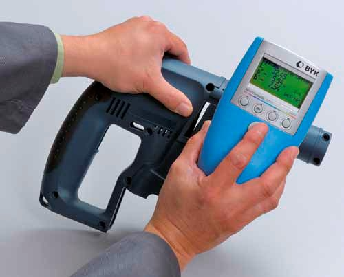 Spektrofotometry jednokątowe Spectro-guide i Spectro2guide 8