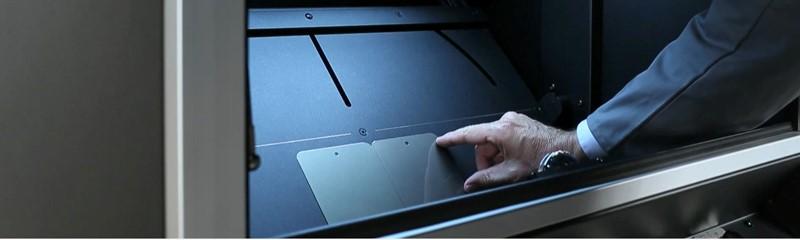 Byko-spectra effect kabina świetlna do wizualnej oceny barwy z efektem metalicznym 3