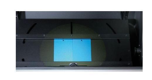 Byko-spectra effect kabina świetlna do wizualnej oceny barwy z efektem metalicznym 4