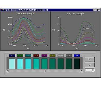 Premier ColorLab+ – oprogramowanie do recepturowania farb 1
