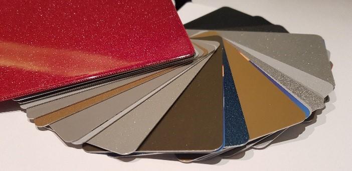Teoria: pomiar barw metalicznych (z efektem specjalnym) 1