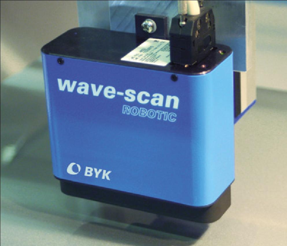 wave-scan ROBOTIC 4