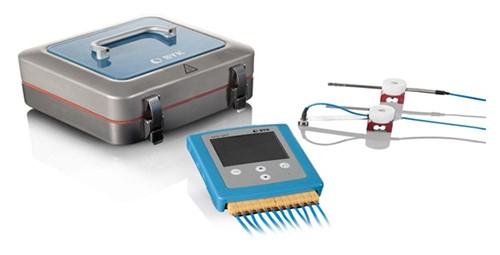 Systemy do rejestracji temperatury w piecach do 400° 3