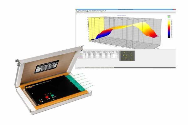 Systemy do rejestracji temperatury w piecach powyżej 400° 1